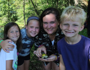 Camp Crosley Nature Class